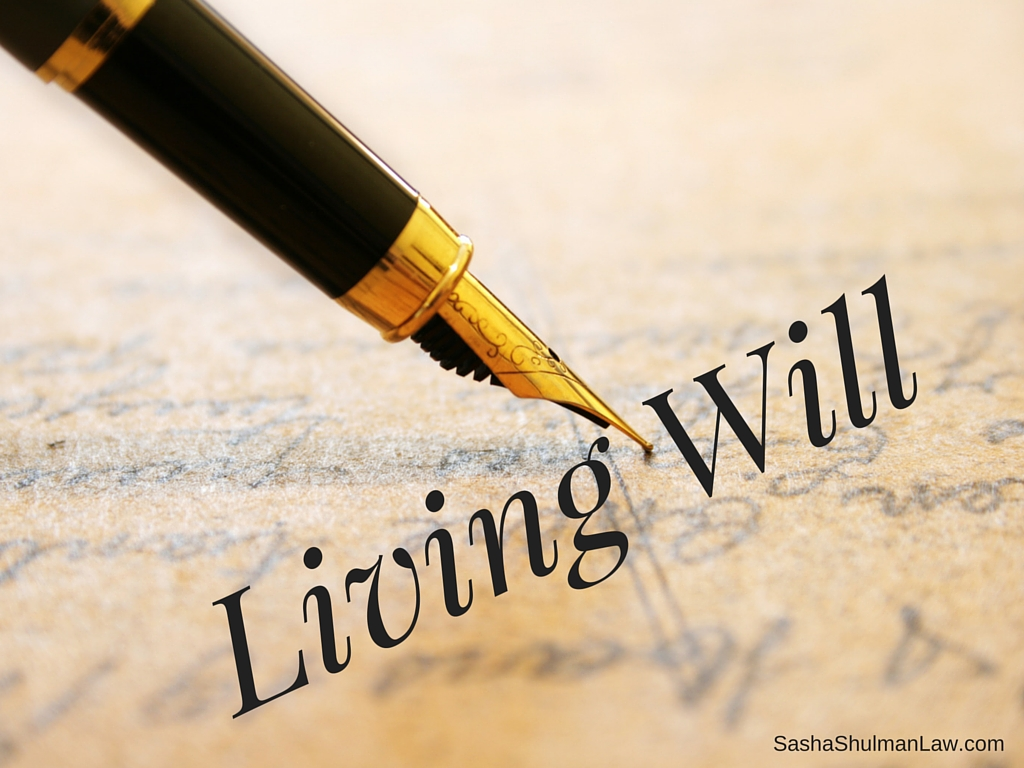 living wills Living wills/ health care powers of attorneyy most people believe, if they stop to think about it, that we should have the right to control our own.