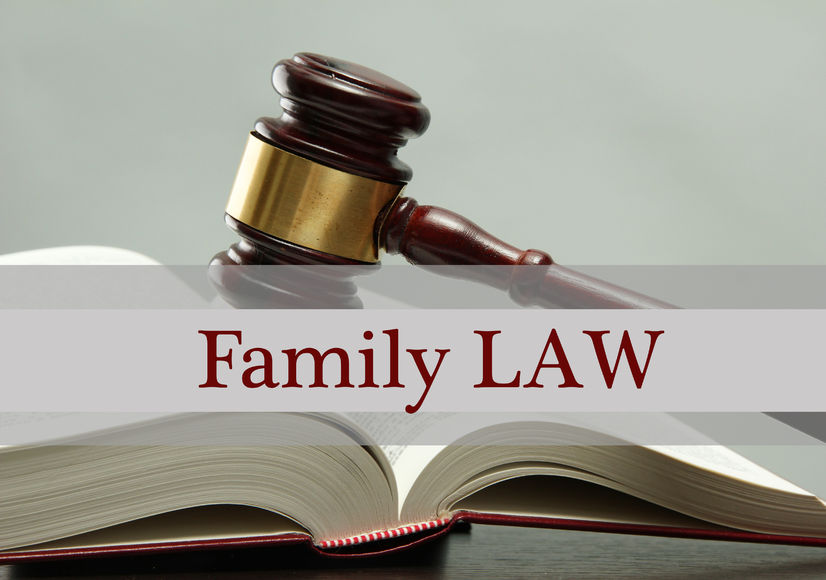 """""""Changes Pending in Family Law"""""""